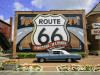 Die Stadt Pontiac liegt an der Route 66. <br>© Illinois Office of Tourism