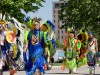Parade beim Red Earth Festival in Oklahoma City. <br>© Kansas and Oklahoma Travel and Tourism