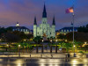 St. Louis Cathedral, New Orleans<br>© Christian Heeb