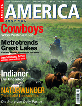 AMERICA Journal Ausgabe 1/2008