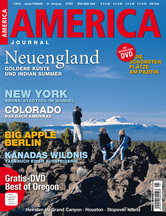 AMERICA Journal Ausgabe 1/2010