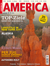 AMERICA Journal Ausgabe 2/2010