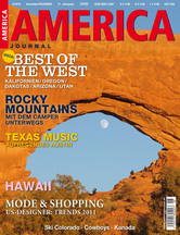 AMERICA Journal Ausgabe 6/2010