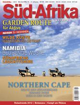 SÜD-AFRIKA Magazin Ausgabe 1/2012