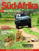 SÜD-AFRIKA Magazin Ausgabe 3/2012