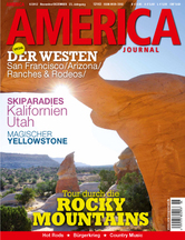 AMERICA Journal Ausgabe 6/2012