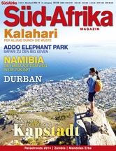 SÜD-AFRIKA Magazin Ausgabe 1/2014