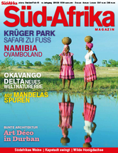 SÜD-AFRIKA Magazin Ausgabe 4/2014