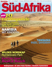 SÜD-AFRIKA Magazin Ausgabe 2/2015