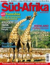 SÜD-AFRIKA Magazin Ausgabe 3/2015