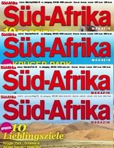 SÜD-AFRIKA Magazin Jahrgang 2012