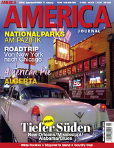 AMERICA Journal Ausgabe 5/2016