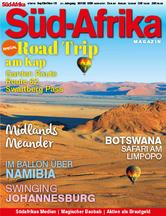 SÜD-AFRIKA Magazin Ausgabe 3/2016