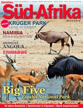 SÜD-AFRIKA Magazin Ausgabe 4/2016