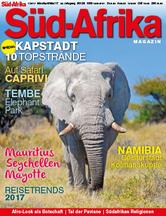 SÜD-AFRIKA Magazin Ausgabe 1/2017
