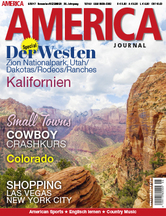AMERICA Journal Ausgabe 6/2017