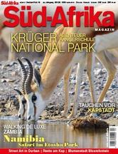 SÜD-AFRIKA Magazin Ausgabe 4/2017