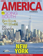 AMERICA Journal Ausgabe 5/2018
