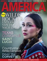 AMERICA Journal Ausgabe 6/2018