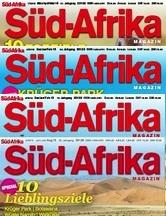 SÜD-AFRIKA Magazin Jahrgang 2018