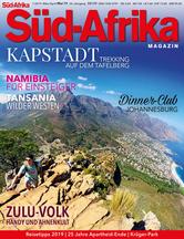 SÜD-AFRIKA Magazin Ausgabe 1/2019