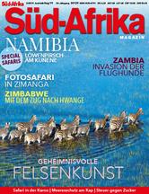 SÜD-AFRIKA Magazin Ausgabe 2/2019