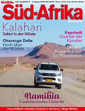 SÜD-AFRIKA Magazin Ausgabe 3/2019