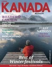 AMERICA Journal Ausgabe 1/2020<br> SONDERHEFT <br>KANADA MAGAZIN