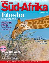 SÜD-AFRIKA Magazin Ausgabe 4/2019