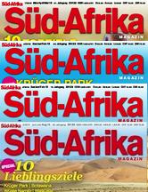 SÜD-AFRIKA Magazin Jahrgang 2019