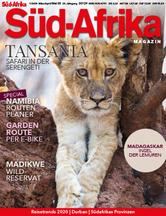 SÜD-AFRIKA Magazin Ausgabe 1/2020