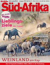 SÜD-AFRIKA Magazin Ausgabe 2/2020