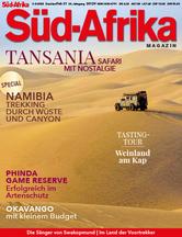SÜD-AFRIKA Magazin Ausgabe 3-4/2020
