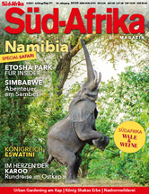 SÜD-AFRIKA Magazin Ausgabe 2/2021
