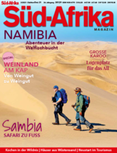 SÜD-AFRIKA Magazin Ausgabe 3/2021